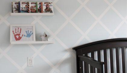 Secret : Rayures et lignes décoratives parfaites pour épater la galerie!