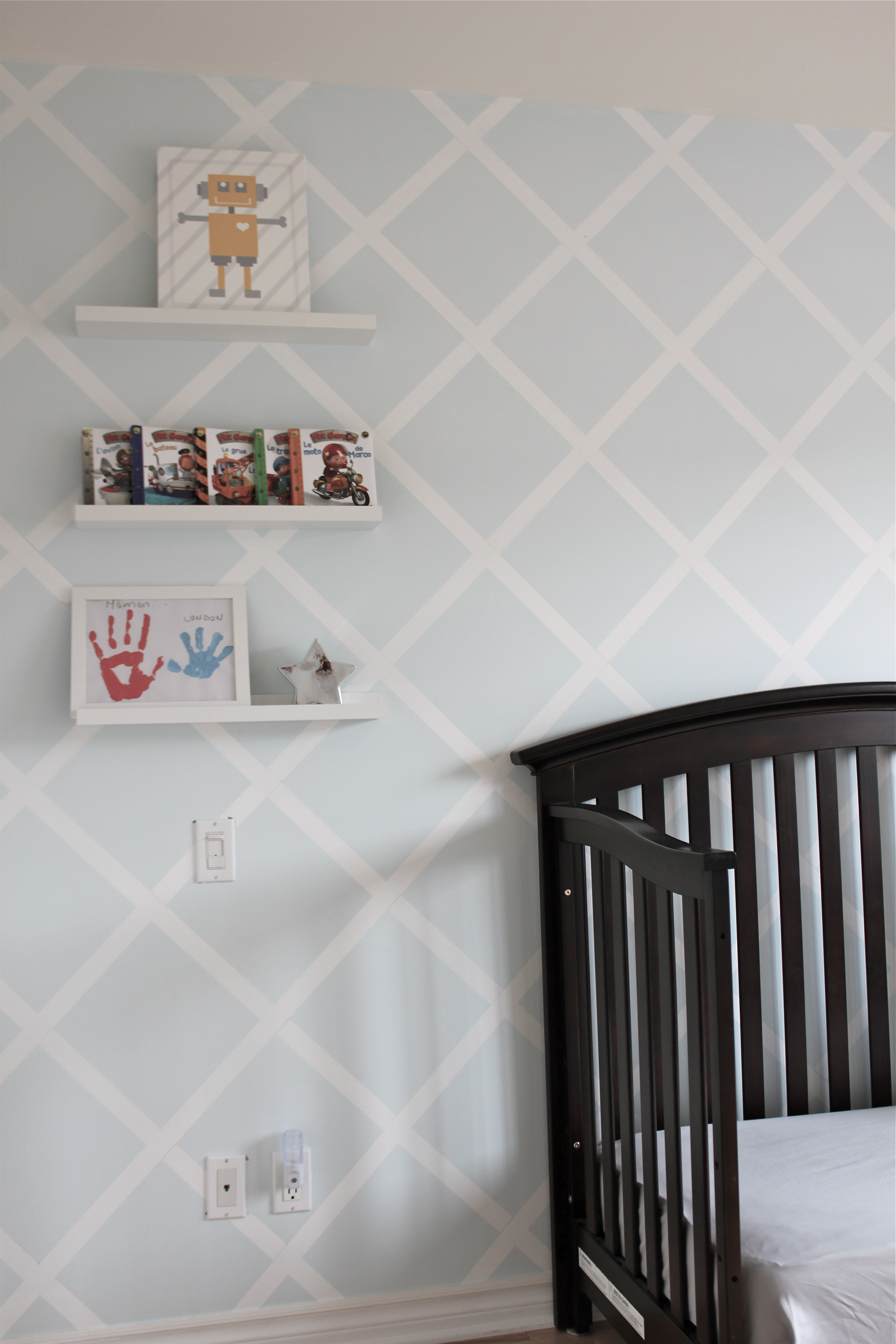 Comment Faire Des Rayures En Peinture Sur Un Mur secret : rayures et lignes décoratives parfaites pour épater