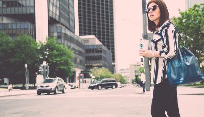 Look Nadia : Promenade au centre-ville
