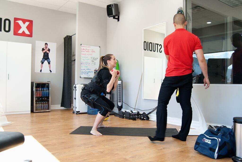 Studio X, entraînement, fitness, sport