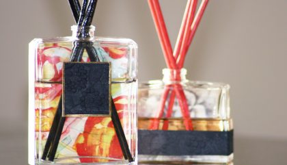Recycler ses bouteilles de parfum vides