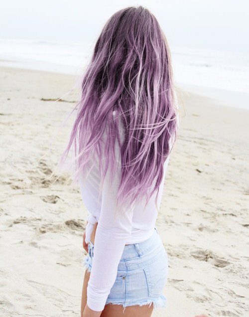 tumblr_ndhirirrzs1rzwu4wo1_500 - Coloration Cheveux Pastel