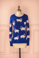 tricot, imprimé, temps des fêtes, noël