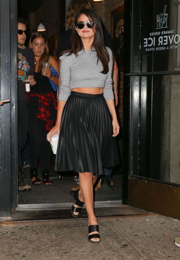Donnez Moi Le Look De Selena Gomez Le Cahier
