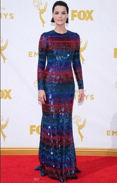 Jamie Alexander, emmys 2015, tapis rouge
