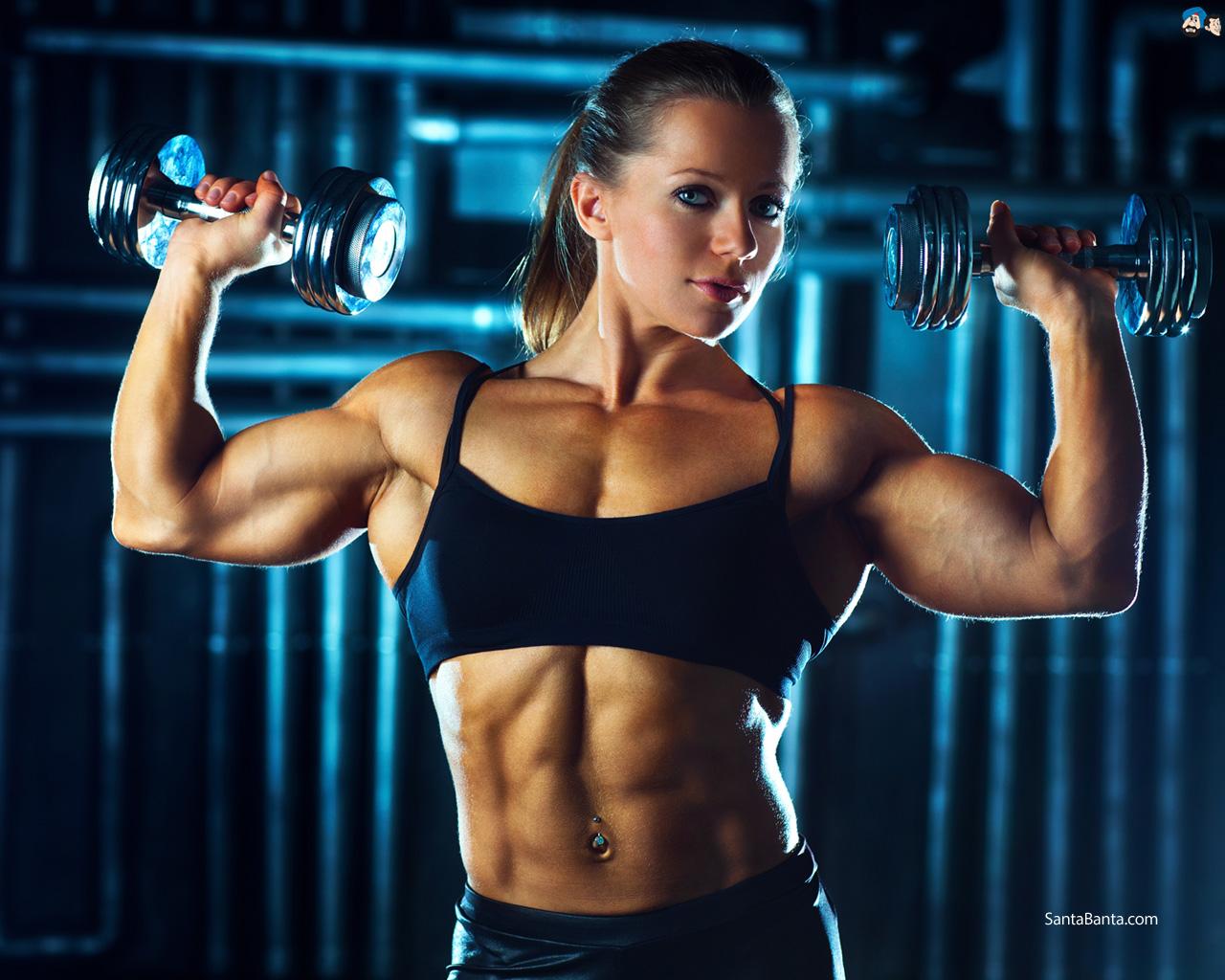 femmes bodybuilding - Le Cahier