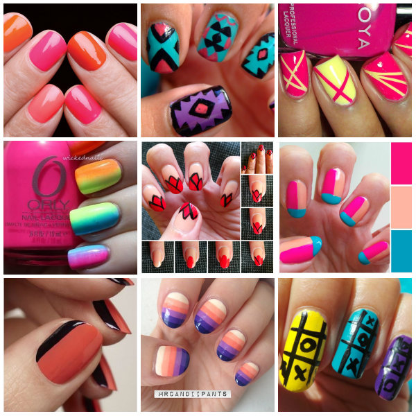 Dress code no problem the booklet nail art prinsesfo Choice Image