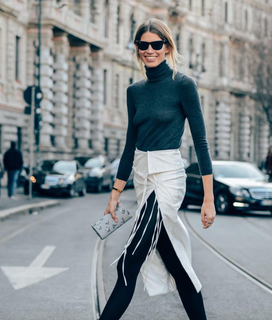 Veronika Heilbrunner, mode, tendance, éditrice, streetstyle
