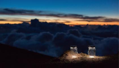 Solar Jar, pour créer l'ambiance que tu veux.