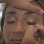 Tuto maquillage #LeCahierMaTV: Bleu Royal
