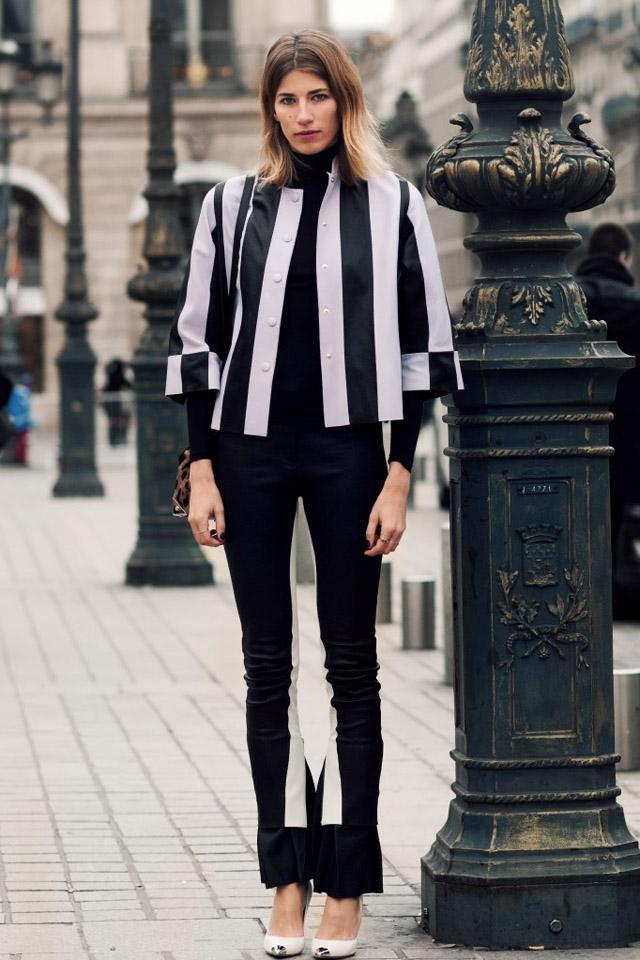 Veronika Heilbrunner, éditrice, Jolie, streetstyle, layers, mode, tendance