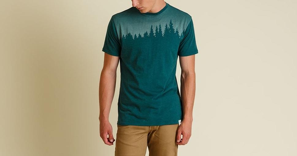 tentree, arbre, écologique, cause, vêtement