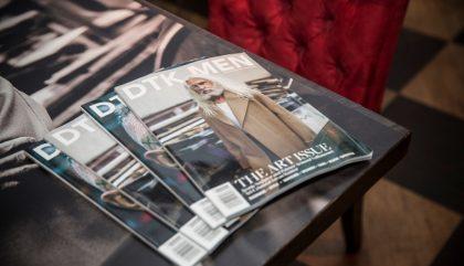 DTK MEN : Le magazine du gentleman moderne