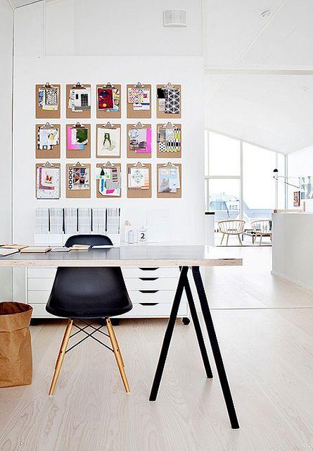décoration, inspiration, bureau, travail, tâche, productivité.