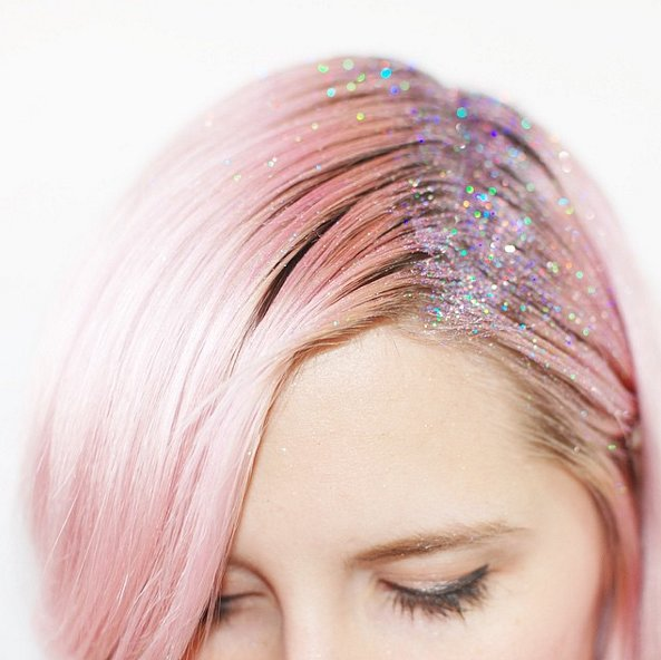 5Would-You-Try-Glitter-Roots