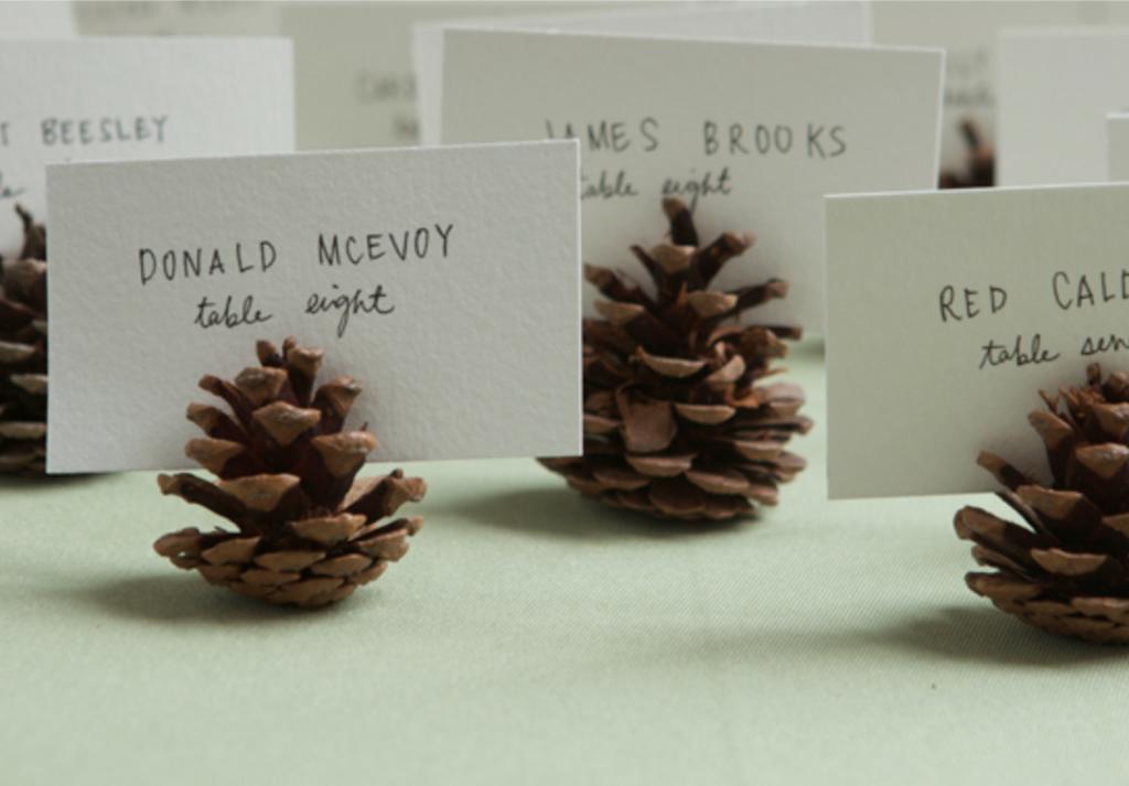 marque-place, cocotte, table, fêtes, réunion, famille, amis, Noël