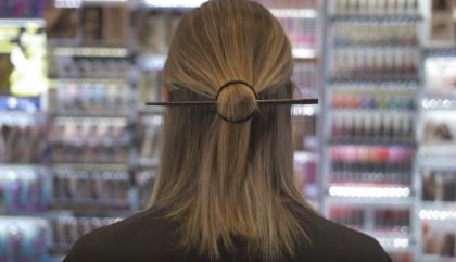 Tuto coiffure: Japon
