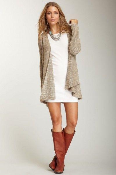 8b105bb7e29 Comment porter la robe en hiver - Le Cahier