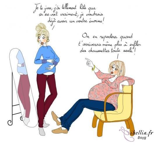 3me mois de grossesse : quand tout devient concret
