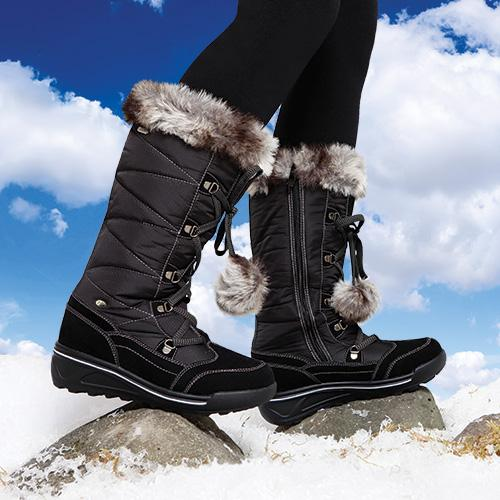 fb3beacbbf1 chaussure hiver femme canada