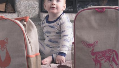 Look fillette et Lion: Comment occuper bébé pendant le temps des fêtes