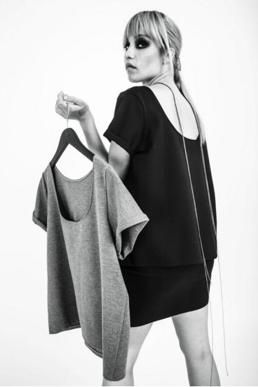 Elisa C. Rossow, mode, fashion, Montréal, designer, local
