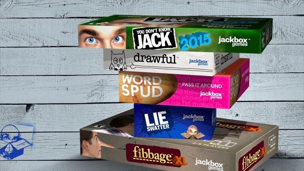 jackboxtv, jeux, famille, amis, réunion, Noel, fun