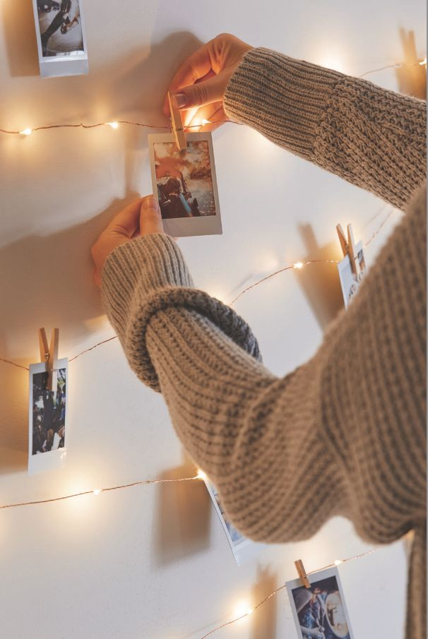 photos, famille, amis, souper, réunion, décoration, idées