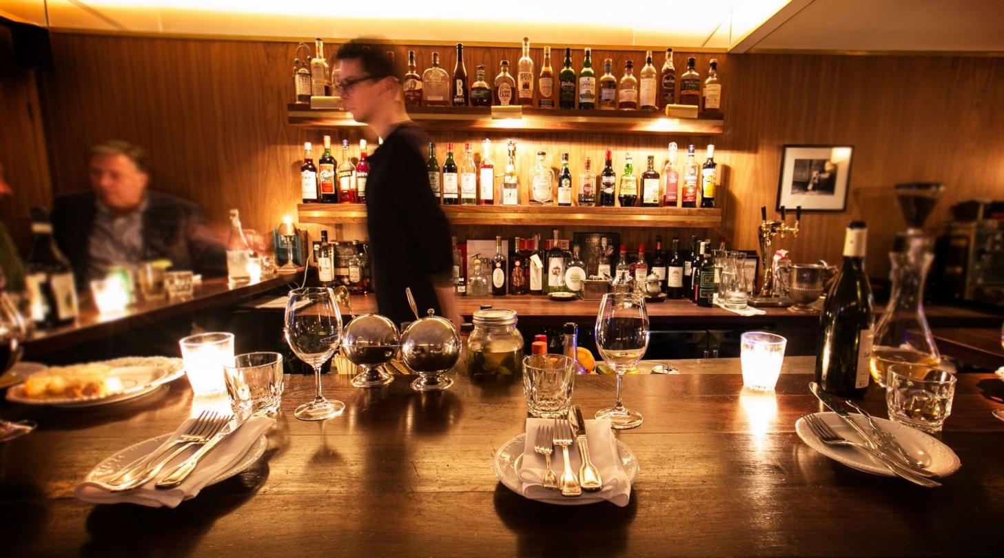 Top 5 des restaurants romantiques montr al le cahier for Articles cuisine montreal