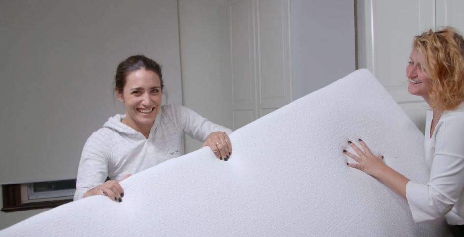 s 39 acheter un matelas version 2 0 avec fleep le cahier. Black Bedroom Furniture Sets. Home Design Ideas