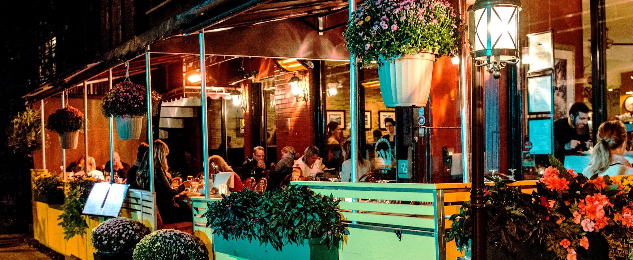 Terrasse, La Raclette, restaurant, montréal, romantique, top5, blog, lecahier