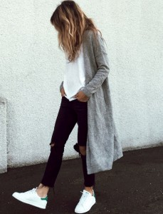 relax , oodt , cozy , cardigan , laine , gris ,