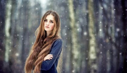 6 Tips to Protect Your Hair From the Winter Cold!