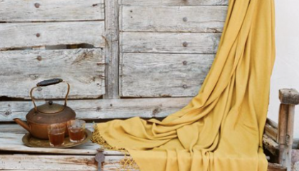 Let's Talk Decor: Yellow Your Life!