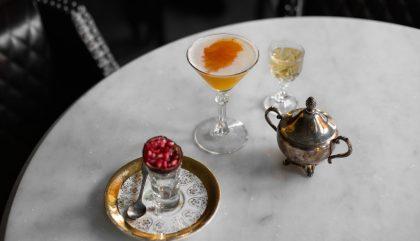 Une nouvelle liste de cocktails signée Mayfair