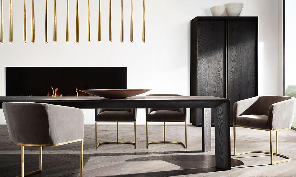 style, décor, home, scandinave, design, épuré, lignes, simple