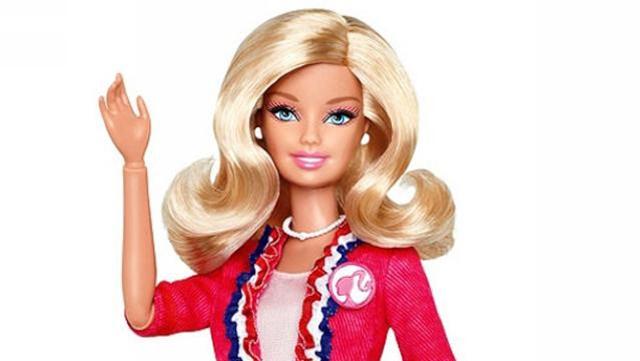barbie, président, femme, politique, éducation, économie