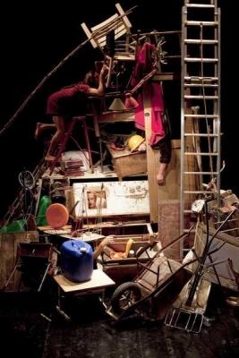 TOHU, spectacles, l'immédiat, Montréal, théâtre, cirque
