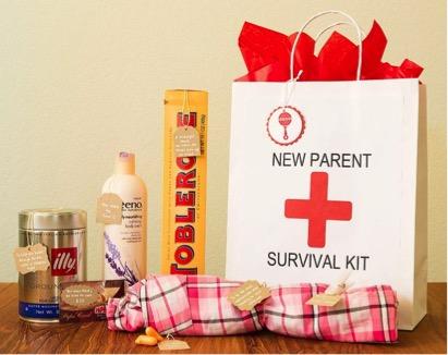 astuce , bébé , parents , nouveau née , nouveau parent , baby  , gift , cadeau, kit de survie