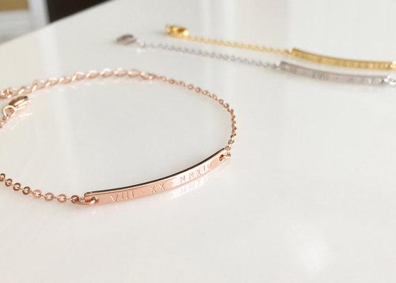 bracelet, blanc, fashion, bijoux