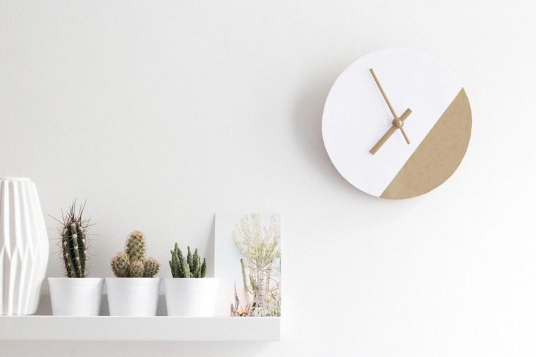 R inventer ses meubles ikea le cahier for Ikea horloge