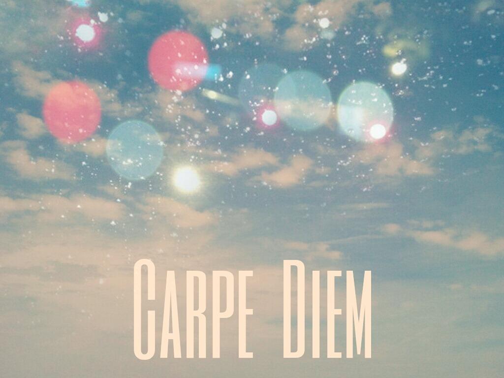 carpe diem, vie, blog, famille, profiter