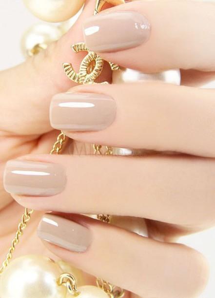 nail polish nude hands beautiful nails chanel nude nail polish