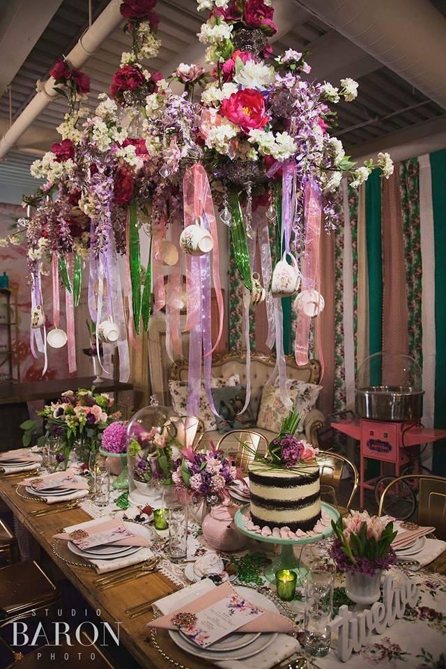 mariage, mariée, idée, décoration