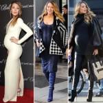 La maternité et la mode
