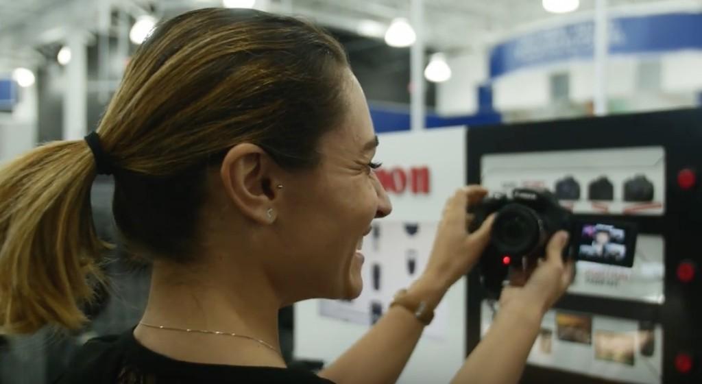 Caméra, écran réversible, vidéos, caméra, Best Buy, Youtube, Youtubeurs