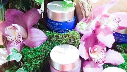 Lancement de nouveaux produits Clarins pour le printemps