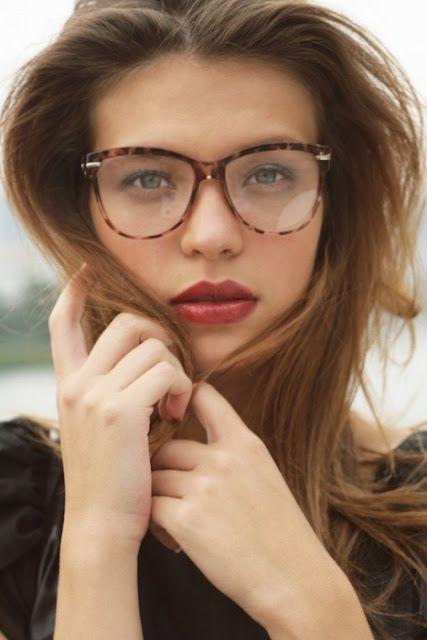Latest Trends For Eyeglass Frames : Montures coup de coeur - Le Cahier