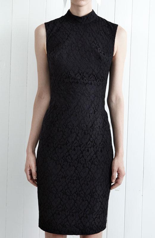 Eve Gravel, designer, québécois, mode, montréal, robe noire