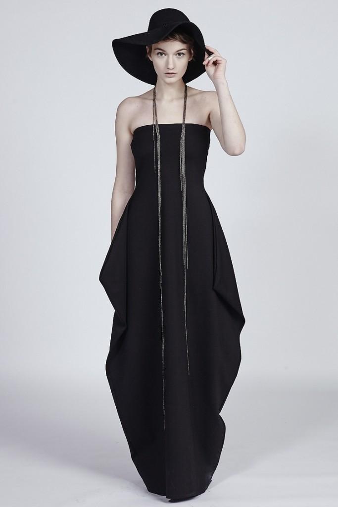 robe, designer, québécois, Elisa C-Rossow